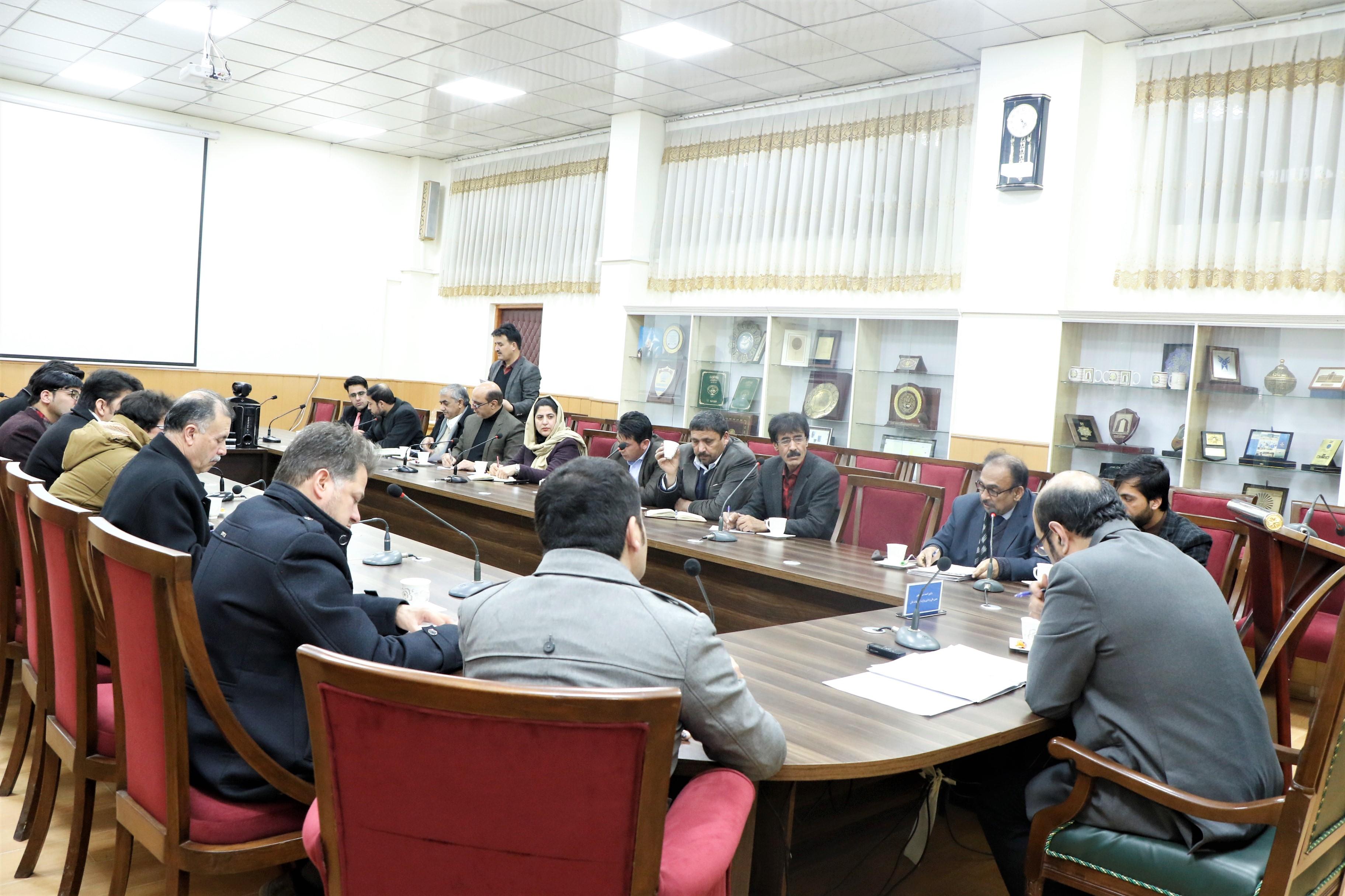 کمیته تخصصی آگاهی دهی
